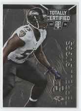 2014 Panini Totally Certified #8 Terrell Suggs NM-MT Ravens  ID:1724