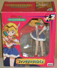 """Akazukin ChaCha Burning Flash 5.1"""" 13cm Figure Dolls Takara 1994 Very Rare"""