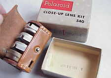 VERY Vintage 1955 Poloroid Camera Close Up Lens Kit