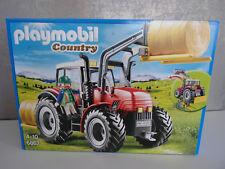 Playmobil Country 6867 Riesentraktor mit Spezialwerkzeugen - Neu & OVP