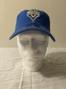 MLS Seattle Sounders FC Womens fanatics Adjustable Hat Blue