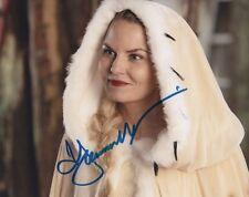 Jennifer Morrison Once Upon A Time Autographed Signed 8x10 Photo COA #44