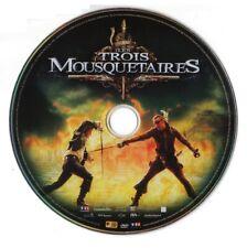 LES TROIS MOUSQUETAIRES 2012 DVD