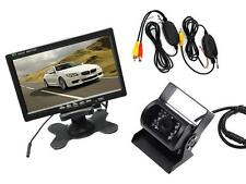 "Kit retromarcia auto, rimorchi Monitor LCD 7"" wireless Telecamera per camper,"