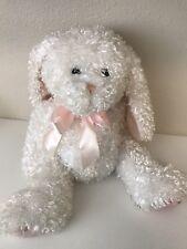 "Wishpets Bean Plush Easter Bunny Rabbit Stuffed Animal Soft 19"" L x 12"" W"