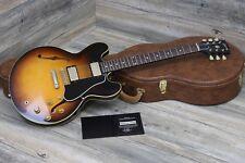 UNPLAYED! Gibson ES-335 Memphis Custom 1958 Reissue 2017 '58 Burst + COA