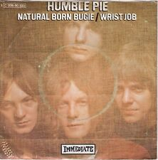 7inch HUMBLE PIE natural born bugie GERMAN EX  (S0561)