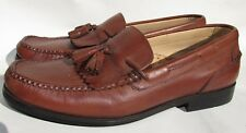 Dockers Mens Leather Dress shoes loafers Size 10, 10.5 Brown black LOOK NEW