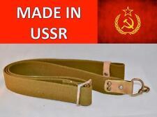 Kalashnikov Vintage Military Russian USSR Original AK SKS SVD Rifle Sling Belt
