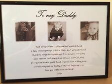 Personalised Daddy Gift Christmas Gift Dad Gift