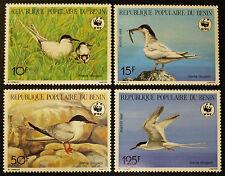 Timbre BENIN Stamp -Yvert et Tellier n°669 à 672 n** (Ben1)
