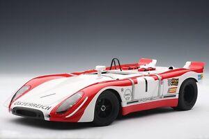 PORSCHE 908/2 908 Watkins Glen Winner 1969 #1 Redman Siffert  Autoart 1:18