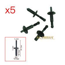 5pcs Blind Rivet For Wheel Arch Trim  Fit BMW E70 X5 E71 X6 07 14 2 151 750