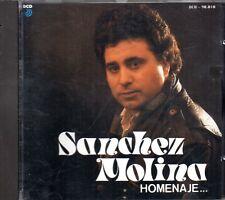 Sanchez Molina - Homenaje... CD 1992