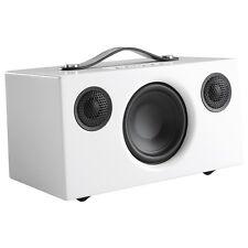 AUDIO Pro ADDON T5 ALIMENTAZIONE ALTOPARLANTI BLUETOOTH IN BIANCO (UK stock) nuovo con scatola