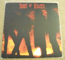 """SONS OF KYUSS ~12"""" CLEAR VINYL LP ~RARE UNNOFICIAL ISSUE ~QOTSA ~PLEASE READ"""