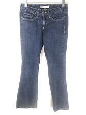 df0b4bef Levis 518 SuperLow Low Rise Bootcut Stretch Jeans 3S W26 L30 (H