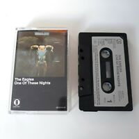 THE EAGLES ONE OF THESE NIGHTS CASSETTE TAPE 1975 PAPER LABEL WARNER ASYLUM