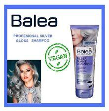 Professional Silver Shine Gloss Shampoo Balea No silicone, Vegan 250 ml