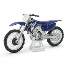 NEW RAY MODÈLE MOTO CROSS YAMAHA YZ 450 F ÉCHELLE 1:18 MODEL BIKE ORIGINAL