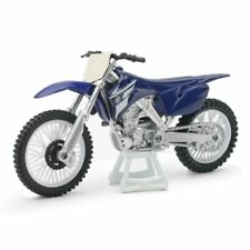 NEW RAY MODELLINO MOTO CROSS YAMAHA YZ 450 F SCALA 1:18 MODEL BIKE IDEA REGALO