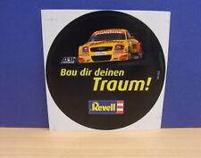 1x Sticker - aufkleber Revell ABT Audi with org.back 80's / 90's