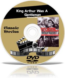 King Arthur Was A Gentleman (1942) - Arthur Askey, Max Bacon - Comedy DVD