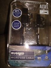 ALTEC LANSING RUGGED MICRO USB CABLE