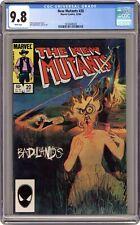 New Mutants #20 CGC 9.8 1984 1618449029