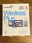 Best Wi-fi Hard Drives - Seagate 1 TB Wireless Plus Storage Portable Hard Review