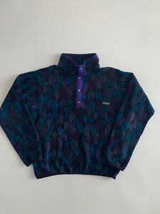 Vintage patagonia fleece made in usa M