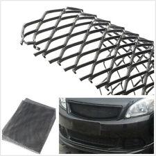 40''x13'' Black Aluminium Automobiles Front Grille Mesh Rhombus Style Net 12*6mm