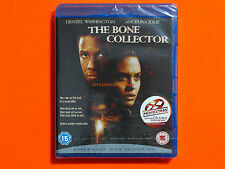 THE BONE COLLECTOR (Angelina Jolie) Bluray **Brand New & Sealed**