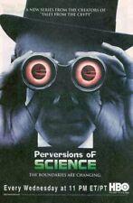 Perversions of Science: Dream of Doom - TV episode manuscript