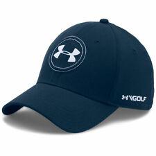 Under Armour Mens UA JS Tour Cap Stretch Fit Jordan Spieth Golf Hat