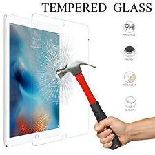 Genuine Premium Tempered Glass Film For Apple ipad 5 6 Air 1 2 Screen Protector