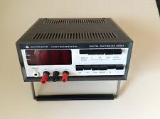 Vintage Advance Instruments DMM2 Digital Multimeter