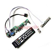 TV RF VGA CVBS HDMI LCD Controller Board kit for LG LVDS 40pins LP156WH4(TL)(A1)