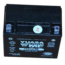 YUASA ytx14l-bs Motocicleta Batería AGM Sin Necesidad De Mantenimiento Harley