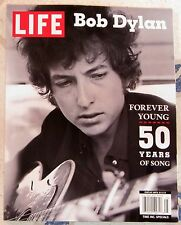 LIFE Forever Young BOB DYLAN The Band RARE PHOTOS 96 Pages 50 YEARS Of SONG New