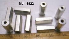 Bag of 10 - Standoff Spacing / Nuts for Military Engine - P/N: 13206E1356 (NOS)