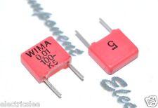 10pcs - WIMA MKC2 0.01uF (0.01µF 0,01uF 10nF) 100V 5% pitch:5mm Capacitor