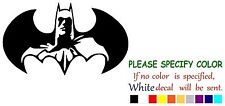 "Batman Deco Decal Sticker JDM Funny Vinyl Car Truck Window Bumper Laptop 12"""