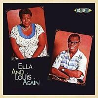 Ella Fitzgerald and Louis Armstrong - Ella and Louis Again Vinyl LP