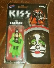 """KISS Series 2 THE CATMAN 3.75"""" Figure in Dynasty Outfit!"""