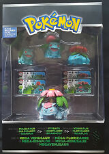 Pokemon Trainer's Choice 4 Figure Pack - Tgsms From 2015