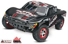 Traxxas 58076-24 1:10 Slash VXL 2WD Truck Brushless Short-Course Truck