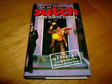 LORD DAVID SUTCH-LIFE AS SUTCH+SIGNED MILLION POUND NOTE-1ST-NF-1991-HB-V RARE
