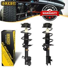 For Nissan Rogue 08-11 Front Set Complete Struts & Coil Spring Assembly Pair