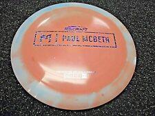 Rare Discraft Proto Esp Kong Paul Mcbeth Disc Golf Driver Prototype Pchbbry 171G